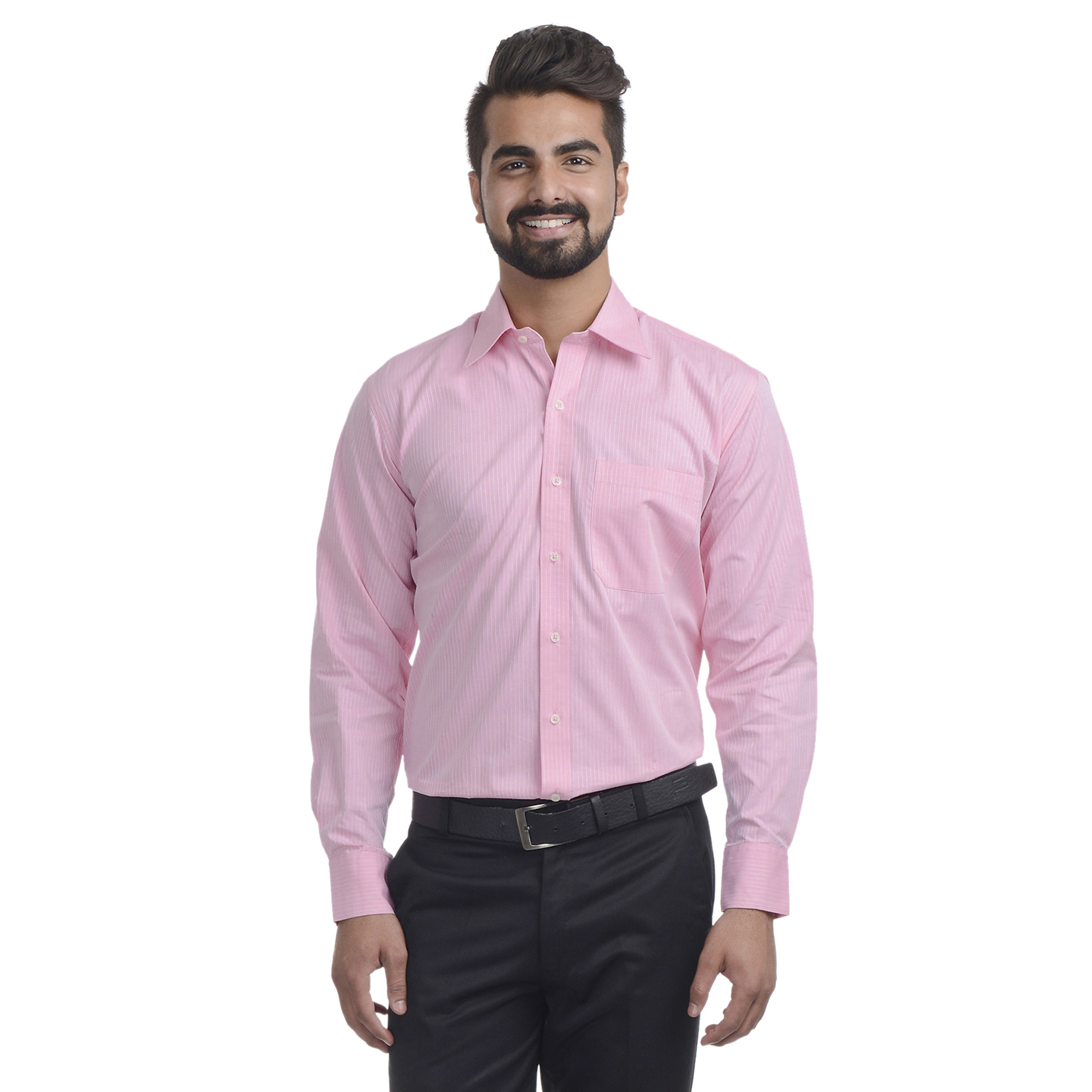 Pink Shirts for Men - Formal Shirts by My Ulterior